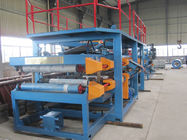 Best 1250mm Width EPS Sandwich Panel Roll Forming Machine 28Kw for Warehouse​