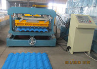 Best Glazed Metal Tile Forming Speed 4m/min  Roof Tile Roll Forming Machine 380V/3Phase/50HZ